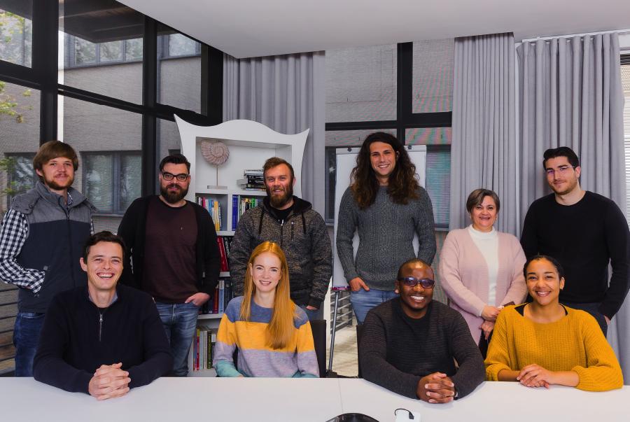 Praelexis Team and Work Environment