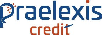 Praelexis Credit Logo